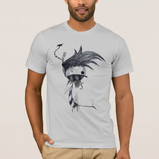 Smoking Brain. T-Shirt