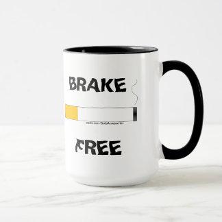 Smoking Brake free Coffee Mug