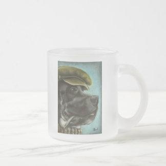 Smoking Dane Coffee Mug
