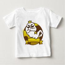 Smoking Genie Baby T-Shirt