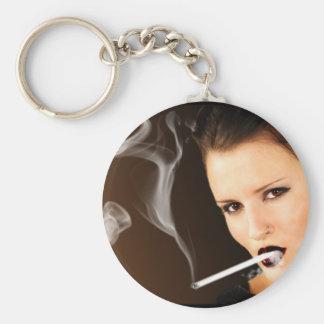 Smoking Girl - 120 ml Keychain