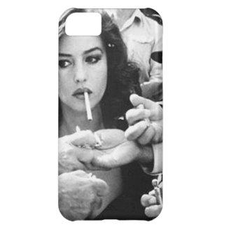 Smoking Girl iPhone 5C Case