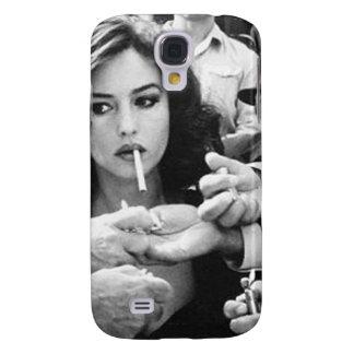Smoking Girl Samsung S4 Case