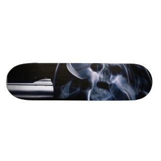 Smoking Gun Barrel Skate Decks
