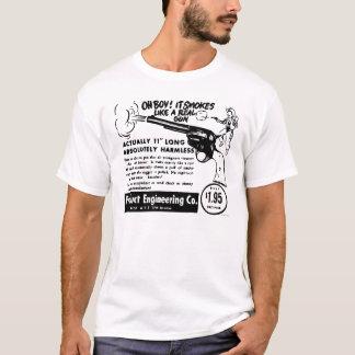 Smoking Gun Vintage Ad T-shirt