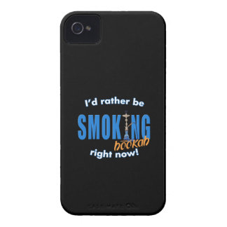 Smoking Hookah iPhone 4/4S Case-Mate Barely There
