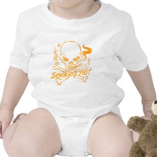 Smoking Hot Skull T-shirt