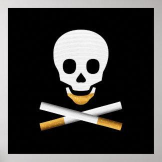 Smoking Is Dangerous Print