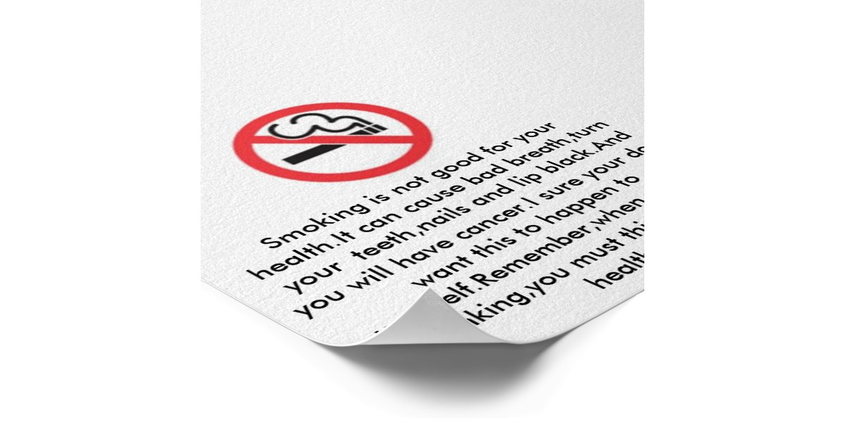 is smoking good for your health? essay Health risks of smoking essays it is estimated that smoking is involved in 85% of all lung cancer deaths smoking also accounts for 30% of heart desease deaths smoking cigarettes is said to be responsible for over 80% of all chronic pulmonary diseases.