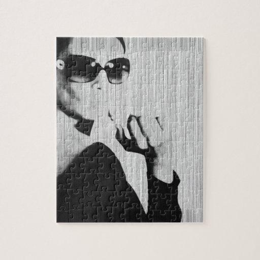 Smoking Jigsaw Puzzles