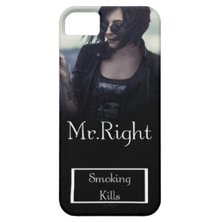 Smoking Kills  Cigarette Style iPhone SE/5/5s Case