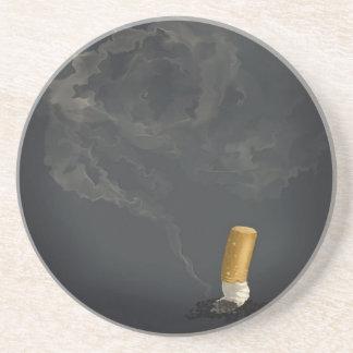 Smoking Kills Sandstone Coaster