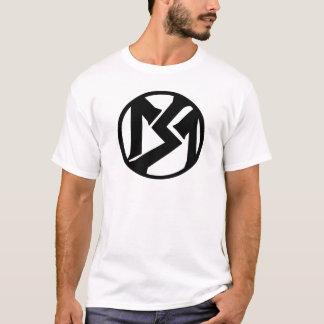 Smoking Minnows Circle T-Shirt