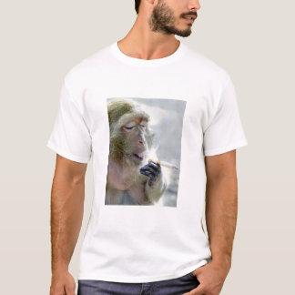 Smoking Monkey T-Shirt