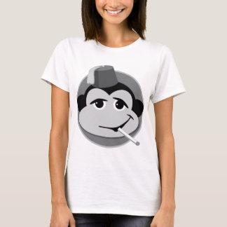 smoking monkey women's tee! T-Shirt
