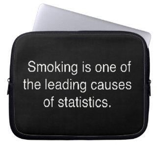 smoking one laptop sleeve