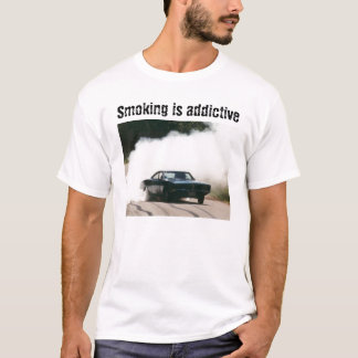 Smoking Parody T-Shirt