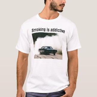 Smoking Parody T-Shirt