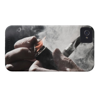 Smoking pipe Blackberry Bold case