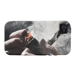 Smoking pipe iPhone 4 case