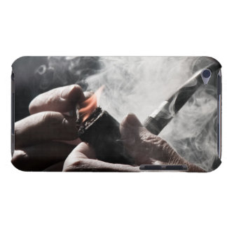 Smoking pipe iPod touch case