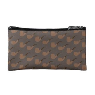 Smoking Pipe Pattern Art Cosmetic Bag