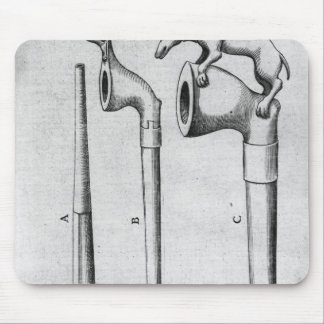 Smoking Pipes Mouse Pad