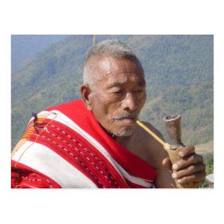 Smoking Postcard