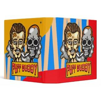 Smoking Puff Buddy binder