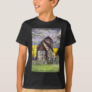 Smoking Skeletons T-Shirt