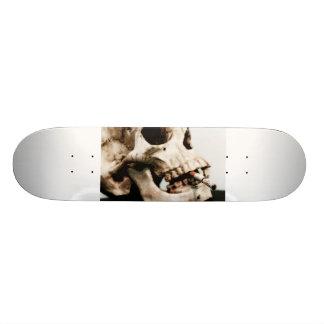 smoking skull - Customized Skateboard Decks