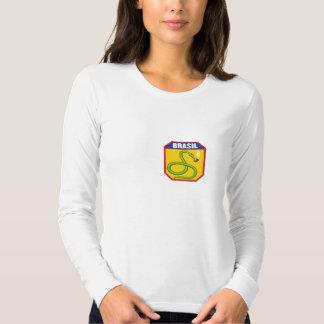 Smoking Snake Tee Shirt