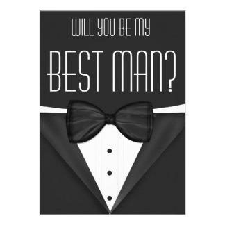 Smoking usted será mi mejor boda del hombre