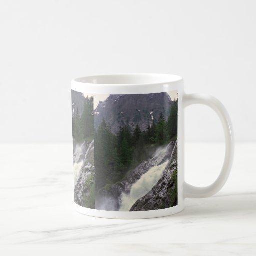 Smoking Water Fall Mug