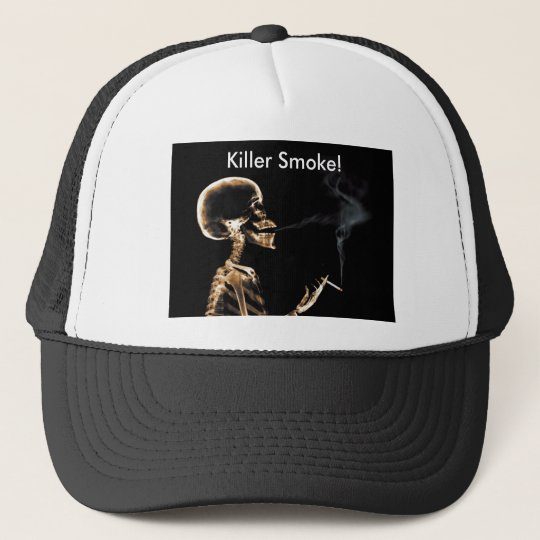 Smoking Will Kill You! - Hat