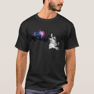 Smoking Wolf T-Shirt