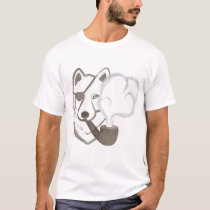 Smoking Wolf T-Shirt
