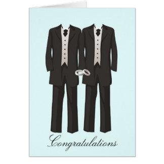 Smokinges Felicitaciones