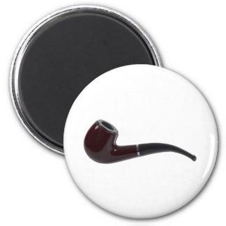 SmokingPipe090411 2 Inch Round Magnet