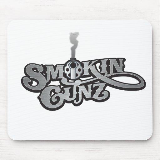 smokinGunz_logo_01 Tapetes De Raton