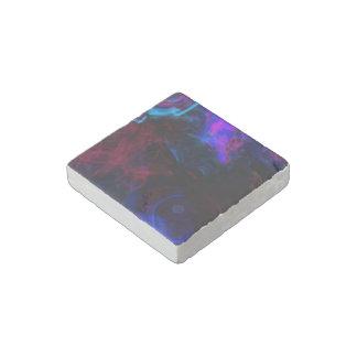 smoky 3 (I) Stone Magnet