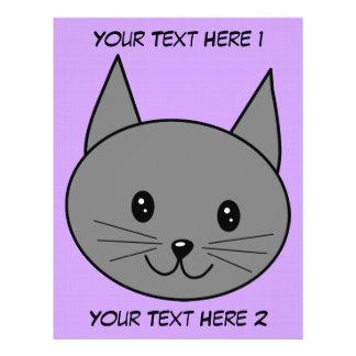 Smoky Gray Cat. Flyer