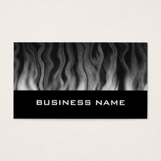 smoky heat ~ bc business card