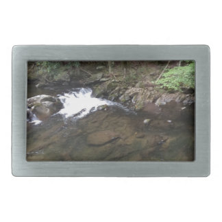 Smoky Mountain Creek Belt Buckle