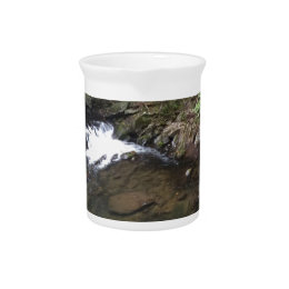 Smoky Mountain Creek Beverage Pitcher