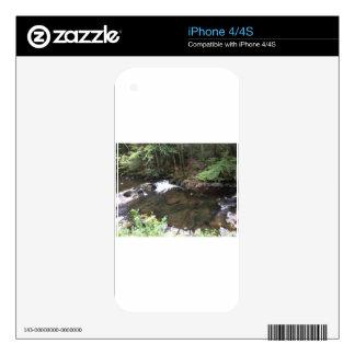 Smoky Mountain Creek iPhone 4 Skin