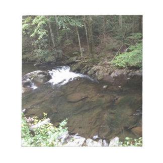 Smoky Mountain Creek Note Pads