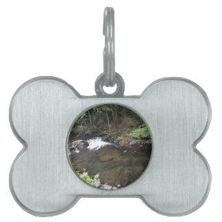 Smoky Mountain Creek Pet Tag
