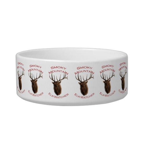 Smoky Mountain Elk Bowl