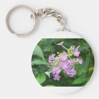 Smoky Mountain Flowers Key Chain